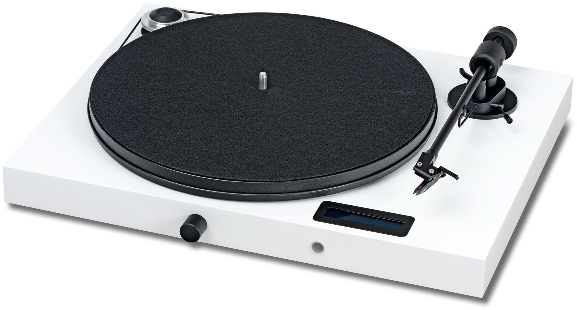 Pro-Ject Juke Box E HiFi-Set Vinyl-Komplettanlage mit Lautsprechern